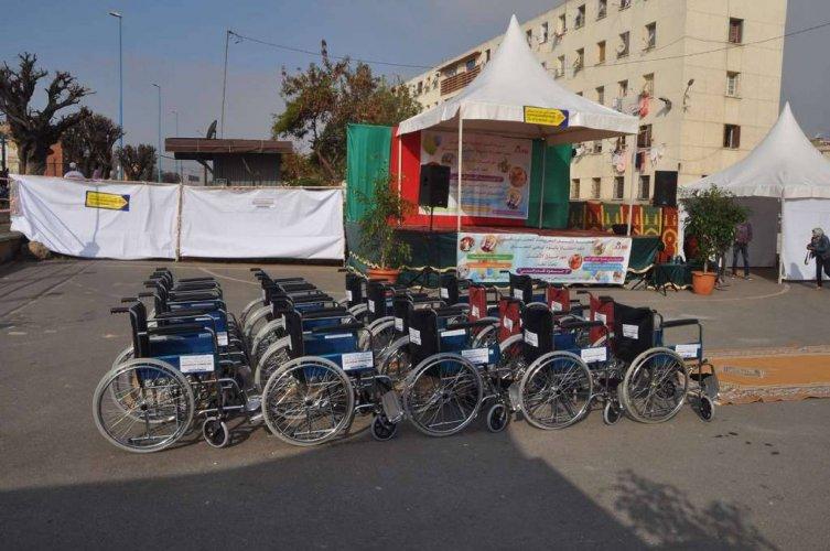 Journée national des handicapes